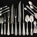 2033. Assorted Sterling Silver Flatware