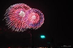 2012  (philoschen) Tags: trip travel nikon taiwan firework nightscene   miaoli   d90  t116 fireworkshow tokina1116mm