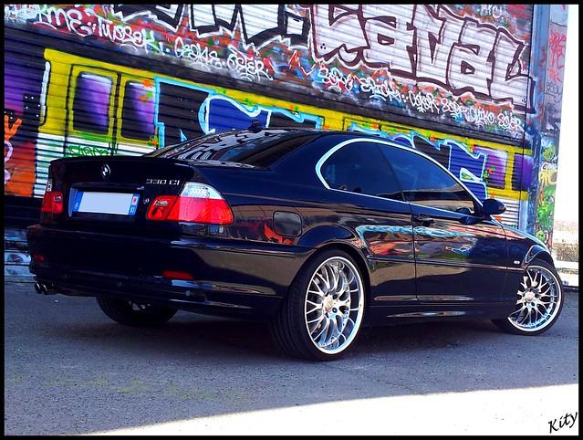 auto 2002 automobile 330 bmw ci e46 sportive allemande worldcars bmw330cie46