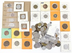 1006. Miscellaneous World Coins