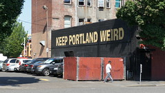 "Keep Portland Weird sign! • <a style=""font-size:0.8em;"" href=""http://www.flickr.com/photos/87636534@N08/8081831008/"" target=""_blank"">View on Flickr</a>"