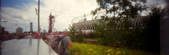 Plying their evil trade (x GONZO x) Tags: 35mm panoramic pinhole olympics