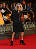 Annie Nightingale 56th BFI London Film Festival - 'The Rolling Stones: Crossfire Hurricane' - Gala Screening - Arrivals London, England
