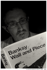 Wall and Piece | 293 - 366 (~ jules ~) Tags: 35mm nikon banksy jules nikkor nikoncls d300s sb700 julianmarshall ©julianmarshall2012