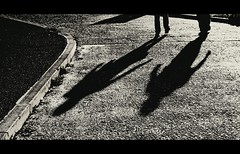 Shadows (PattyK.) Tags: city autumn people urban blackandwhite fall walking photography nikon october europa europe afternoon shadows hometown citylife hellas greece grecia balkans griechenland citycenter europeanunion myphotos grece lakefront 2012 urbanlandscape mycity lifeinthecity urbanlife ellada urbanfragments ioannina giannina giannena epirus beautifulcity amateurphotographer  bythelake  ipiros girlphotographer   lovelycity     jannina jannena             nikond3100   picmonkey