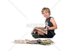 happy boy with picture book (eduklin8877) Tags: boy portrait white cute smile smiling horizontal children photography kid education comic sitting child looking background innocent fulllength lifestyle objects content happiness study intelligence comicbook innocence knowledge studioshot hobbies copyspace cheerful sideview studying isolated oneperson clever picturebook intelligent caucasian facialexpression crosslegged casualclothing blankspace colorimage lookingatcamera elementaryage