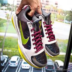 Nike Zoom Kobe V Chaos (KCbruins) Tags: 6 dark chaos bruce 4 7 kobe galaxy lee what knight iv wtk