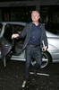 Louis Walsh Arrives at C London restaurant London, England