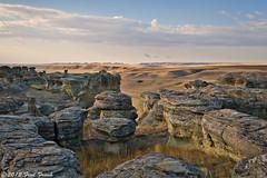 Montana Bluff (F. Frank Photography) Tags: morning landscape montana rocks jerusalem scenic bluff prarie sweetgrass