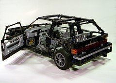 06 (LegoMarat) Tags: honda lego technic civic moc