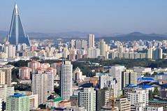 DSC_0302 (yackshack) Tags: travel skyline nikon asia asien north korea explore pyongyang corea dprk coreadelnorte nordkorea d5000 coredunord coreadelnord   pjngjang ryungyong dvrk