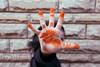 كل عام وأنتم بخير! (@Phey__) Tags: morning red kid hand eid عيد hinna أضحى حنّاء