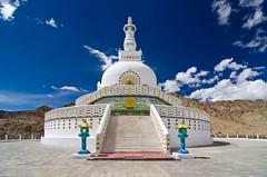 Shanti Stupa, Leh (Souvik_Prometure) Tags: india buddhist buddhism leh dalailama ladakh jammukashmir jammuandkashmir supershot shantistupa abigfave flickrdiamond tokina1116mmf28 tokina1116mm nikond7000 souvikbhattacharya