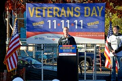 "General Stanley McChrystal Delivers Message for Veteran's Day • <a style=""font-size:0.8em;"" href=""http://www.flickr.com/photos/89365820@N03/8135823783/"" target=""_blank"">View on Flickr</a>"