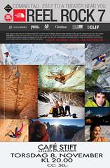 Reel Rock 2012 poster