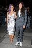 Kelly Osbourne and Matthew Mosshart Cosmopolitan Ultimate Women Of The Year Awards