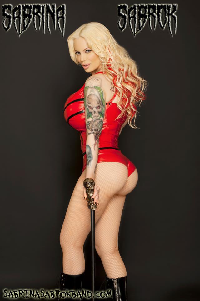 Sabrina sabrok hot rockstar biggest boobs in the world live shows - 5 2