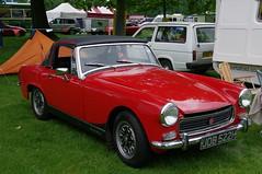 1969 MG Midget MkIII 1275cc (Graham Woodward) Tags: mg morris bmc austinrover mgb mgf mgtc bl mgbgt mgmidget morrisgarages mgcars mgpa pentaxk7 pentaxk5