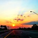 """Sunset on I-90 Ohio • <a style=""""font-size:0.8em;"""" href=""""http://www.flickr.com/photos/20810644@N05/8142652818/"""" target=""""_blank"""">View on Flickr</a>"""