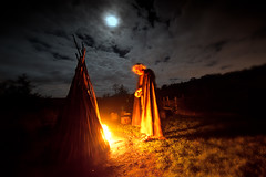 remember the dead (Graham M Green) Tags: moon canon dayofthedead fire death samhain flame bonfire rememberance moonlight celtic thedead moonlite rememberthedead butserancientfarm canonef14mmf28liiusm canon5dmarkii