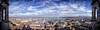 Geneva View from Saint-Pierre (Robin-Angelo Fuso) Tags: panorama church architecture sunrise landscape switzerland suisse bluesky cathédrale genève église jetdeau cathédralesaintpierre flickraward ringexcellence