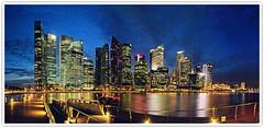 Singapore Cityscape (Vin PSK) Tags: