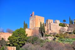 Granada - Torre de la vela (Xver) Tags: