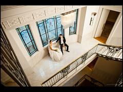 Kriszti - Gergő (r.miska) Tags: wedding light four one nikon seasons 14 budapest sigma stairway 28 f28 strobe 2012 miska 14mm strobist d7k d7000 rmiska