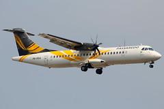 Passaredo | ATR-72-600 @ GRU (Aidan Formigoni) Tags: brasil plane airplane sãopaulo aircraft aviation landing avião spotting aviação guarulhos gru atr atr72 pouso passaredo sbgr