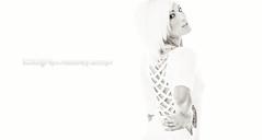 Dreaming the Same Dream (CEBImagery.com) Tags: arizona white female hair model background short cori