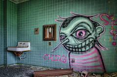 Sinister Smiles at the Sanatorium (jmvazquezjr (jmv_nyc)) Tags: abandoned hospital decay forgotten urbanexploration derelict ue urbex