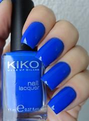 KIKO - 336 Electric Blue (giu_a_b) Tags:
