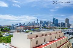 Sydney CBD Cityscape (A.L Photography - Aaron Lam) Tags: city landscape nikon cityscape view sydney australia nsw cbd hdr d7000