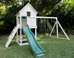 IMG_0641 (Swing Set Solutions) Tags: set play swings vinyl slide structure swing solutions playset polyvinyl