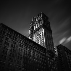 Book Tower (.insomniac) Tags: architecture detroit booktower italianrenaissance