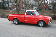 """1968 GMC Truck • <a style=""""font-size:0.8em;"""" href=""""http://www.flickr.com/photos/85572005@N00/8410097492/"""" target=""""_blank"""">View on Flickr</a>"""