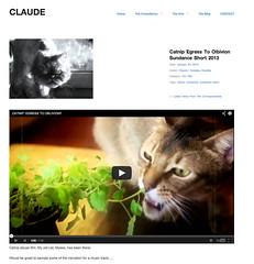 Claude Annalisa Hoadley - Catnip: Egress to Oblivion?
