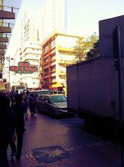 Fa Yuen Street - Mongkok (CX734) Tags: street ladies fruit night day place market hong kong mongkok fa 2012 yuen langham uploaded:by=flickrmobile flickriosapp:filter=iguana iguanafilter