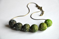 DSC_0221 (2)s (schapedokter) Tags: cane beads retro polymerclay fimo pixelated kato bettina welker