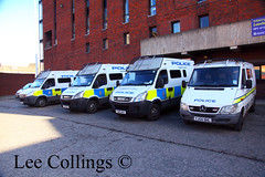 Police Vans at Millgarth Leeds (Lee Collings Photography) Tags: mercedes transport leeds police emergency westyorkshire iveco policevan emergencyvehicles emergencyservices emergencyservice policevehicles westyorkshirepolice leedscitycentre policetransport millgarth ivecopolicevan emergencyservicevehicles publicordervan mercedespolicevan ivecopolicevehicles mercedespolicevehicles westyorkshireemergencyservices emergencyservicetransport emergencyservicestransport