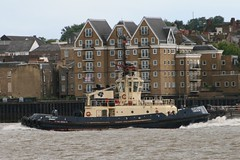 Svitzer Cecilia (Neil Johnson Photography) Tags: sea thames port docks river ship harbour cargo cecilia freight thurrock thamesport svitzer