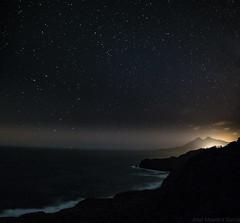 Mis noches en Cabo de Gata - My nights in Cabo de Gata (abel.maestro) Tags: espaa noche mar sevilla andaluca cabo estrellas gata almeria 34 cabodegata