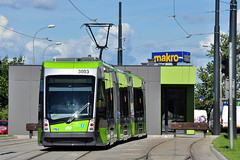 Solaris Tramino S111o #3003 MPK Olsztyn (3x105Na) Tags: tram poland polska polen solaris strassenbahn olsztyn 3003 mpk tramwaj mpkolsztyn tramino s111o