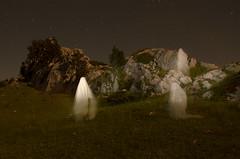 fantasma_1120 (kabraloka_kbl) Tags: fantasma nocturna ghost airelibre pedraforca montaa m