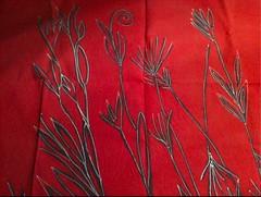 Toalha de mesa pintada pela Renata GAM*. (Atelier Renata GAM) Tags: toalhas de mesas pintada