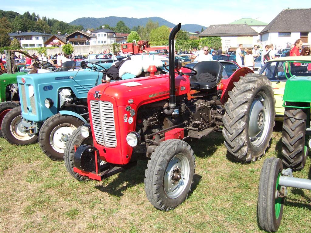 Massey 35 Perkins Diesel 1961 : The world s best photos of austria and traktor flickr