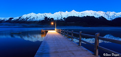 0S1A2632 (Steve Daggar) Tags: glenorchy newzealand sunrise landscape mountains snowcappedmountains reflections reflection lake queenstown