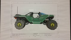 Warthog Scout (Matnivong Photo) Tags: warthogscout plainfieldhighschool techcad autocad school drawing unsc
