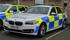 Cambridgeshire Police | BMW 530D | Roads Policing Unit | AE14 CZB (Chris' 999 Pics) Tags: cambridgeshire police bmw 530d 5series 5 series roads policing unit rpu traffic car force hq nikon d3200 nikond3200 law enforcement 999 112