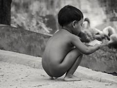Street child. (Shafi Uddin1) Tags: miquel streetportrait streetchild poorchildren asianchildportrait children bangladeshichildportrait bangladeshichild childportrait horizontal homelesschildren beautifulchildren beautiful men male bangladesh bangladeshstreetphotograph streetsofbangladesh streetofbangladesh ngc supershot bw blackwhiteportrait blackwhite poor nikon nikkor40136mm nikkor nikoncoolpixl830 nikonlens nikoncoolpix streetsofnetrokona netrokona railwaystationplatform railwaystation childphotography life citylife freelife baby streetkid ananabanana